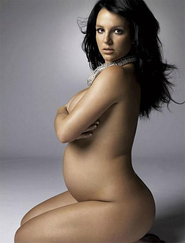 マタニティヌードも様になる外国人美女のエロ画像30枚・7枚目の画像
