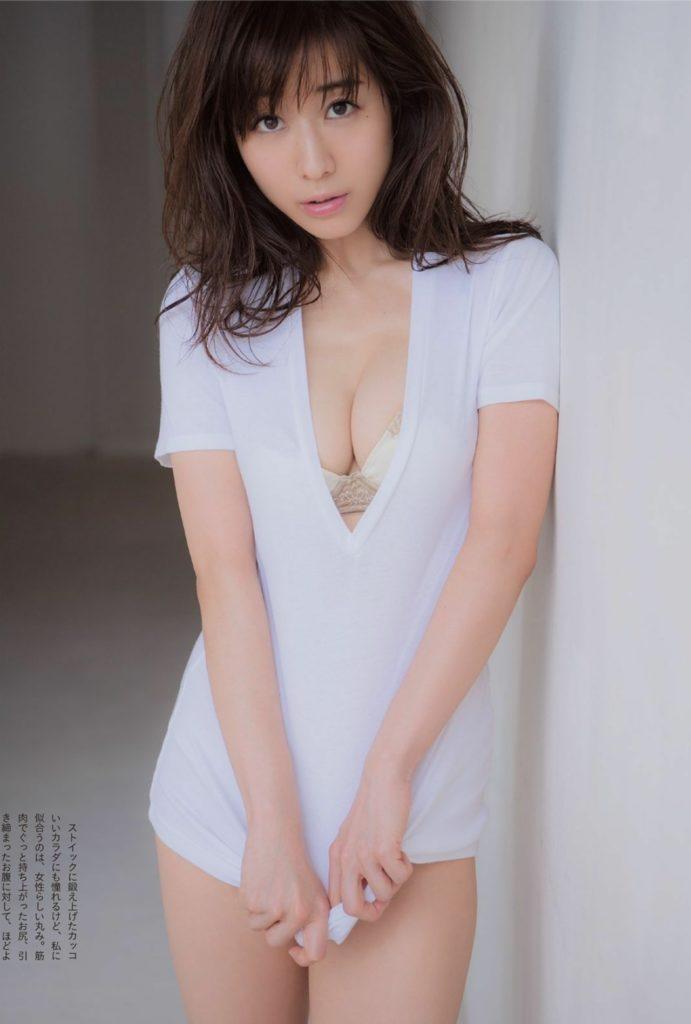 田中みな実(30)ヌード解禁!抜けるエロ画像116枚・26枚目の画像