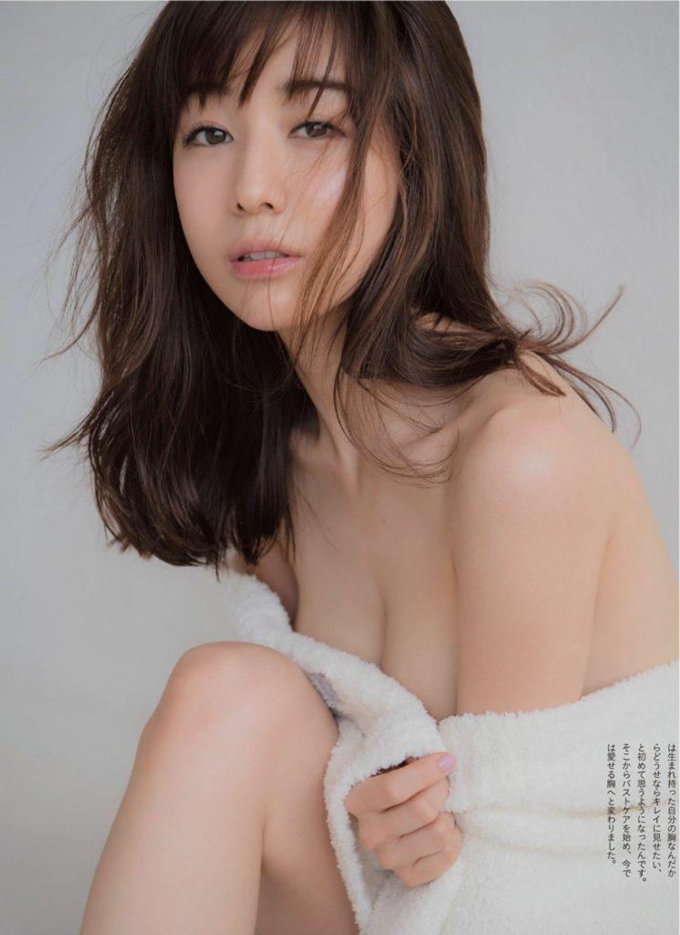 田中みな実(30)ヌード解禁!抜けるエロ画像116枚・27枚目の画像