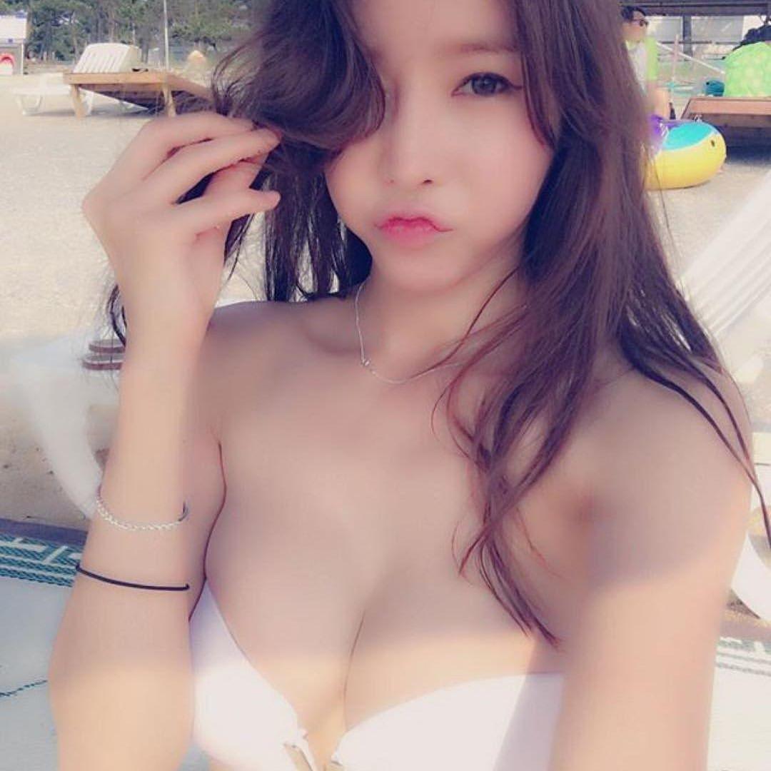 豊胸万歳!韓国美女の着衣巨乳&インスタ自撮りエロ画像97枚・47枚目の画像