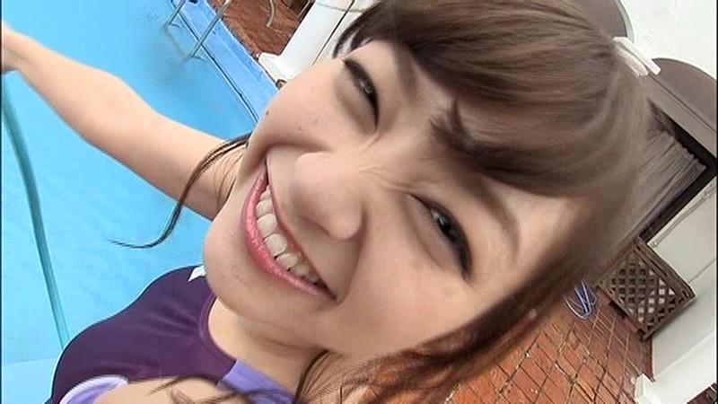 里々佳(22)Eカップ巨乳美女の水着グラビアエロ画像160枚・15枚目の画像