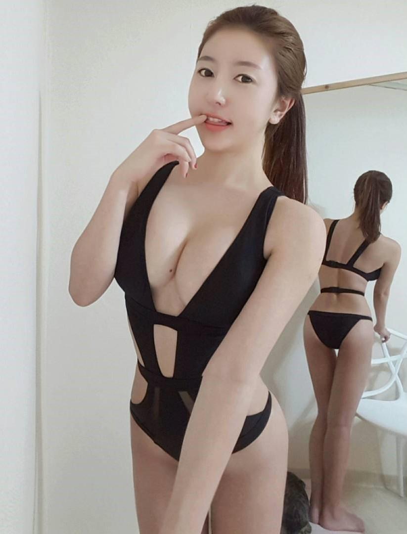 豊胸万歳!韓国美女の着衣巨乳&インスタ自撮りエロ画像97枚・53枚目の画像