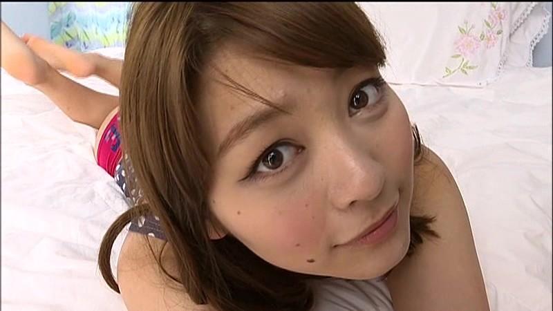 里々佳(22)Eカップ巨乳美女の水着グラビアエロ画像160枚・43枚目の画像