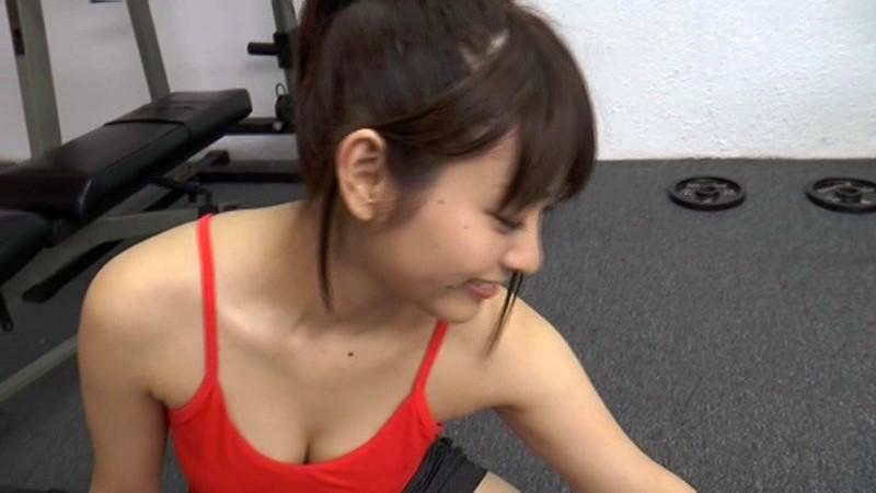 里々佳(22)Eカップ巨乳美女の水着グラビアエロ画像160枚・117枚目の画像