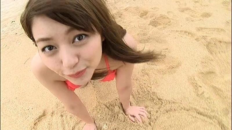 里々佳(22)Eカップ巨乳美女の水着グラビアエロ画像160枚・133枚目の画像