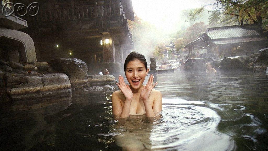 『所さん!大変ですよ』の入浴エロキャプ画像その1
