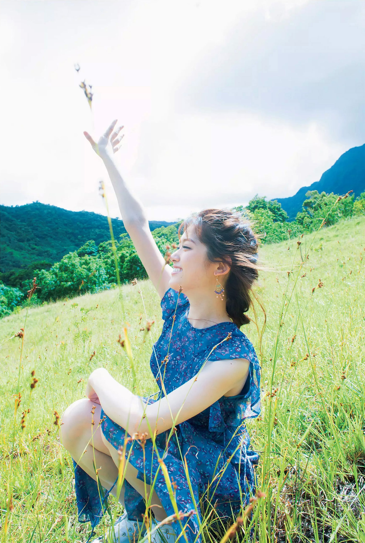 乃木坂46松村沙友理(25)写真集の抜ける下着姿エロ画像130枚・12枚目の画像