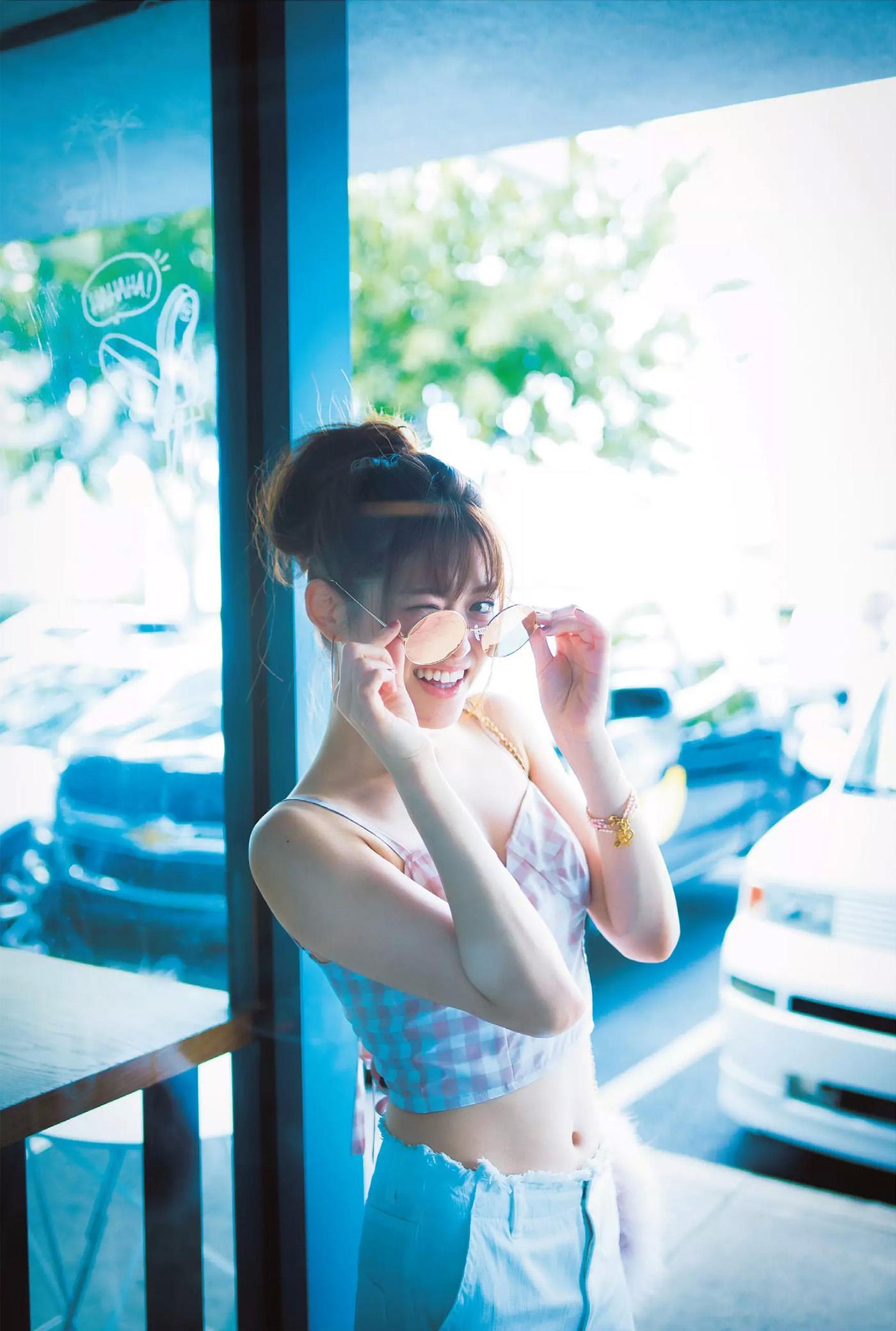 乃木坂46松村沙友理(25)写真集の抜ける下着姿エロ画像130枚・13枚目の画像