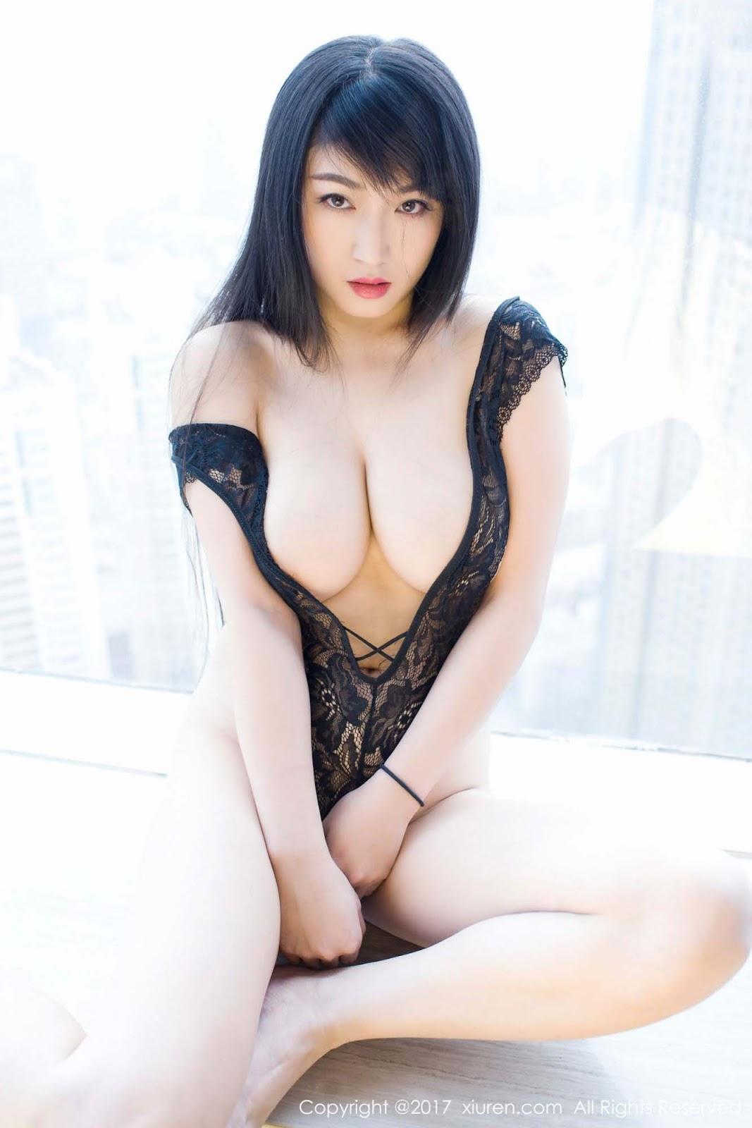 中国人露出狂の全裸ヌードエロ画像58枚・45枚目の画像