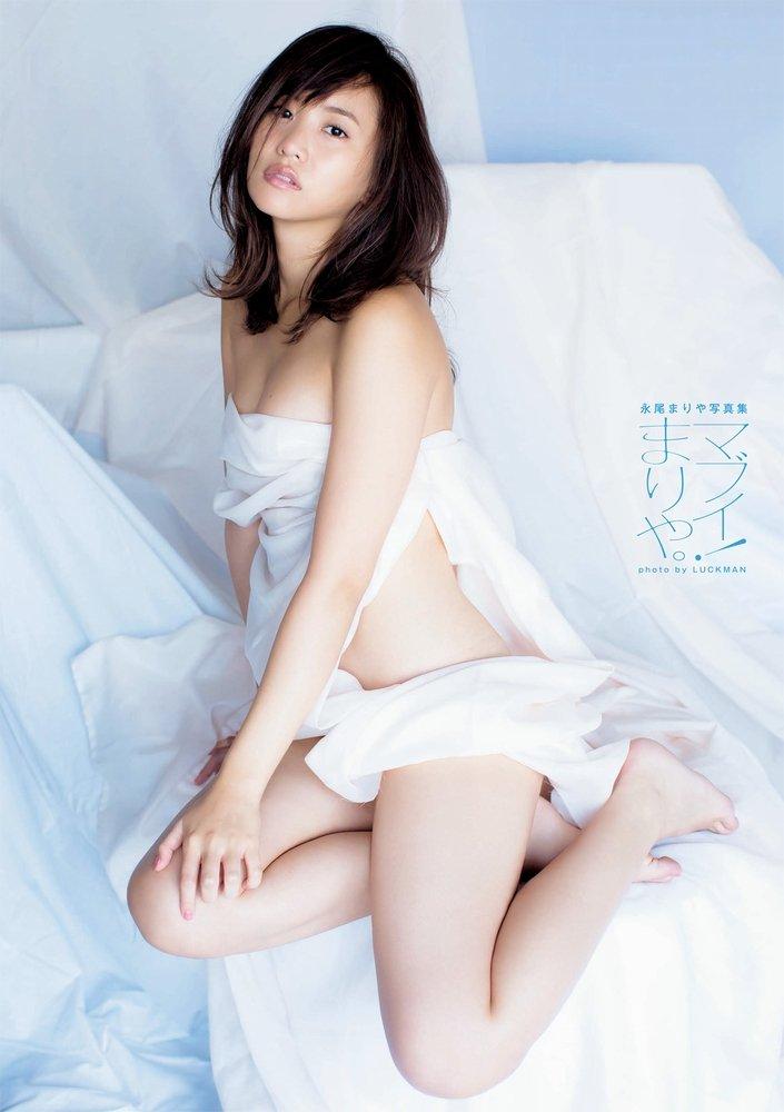 永尾まりや(23)の横乳ヌード写真集・濡れ場エロ画像183枚・7枚目の画像