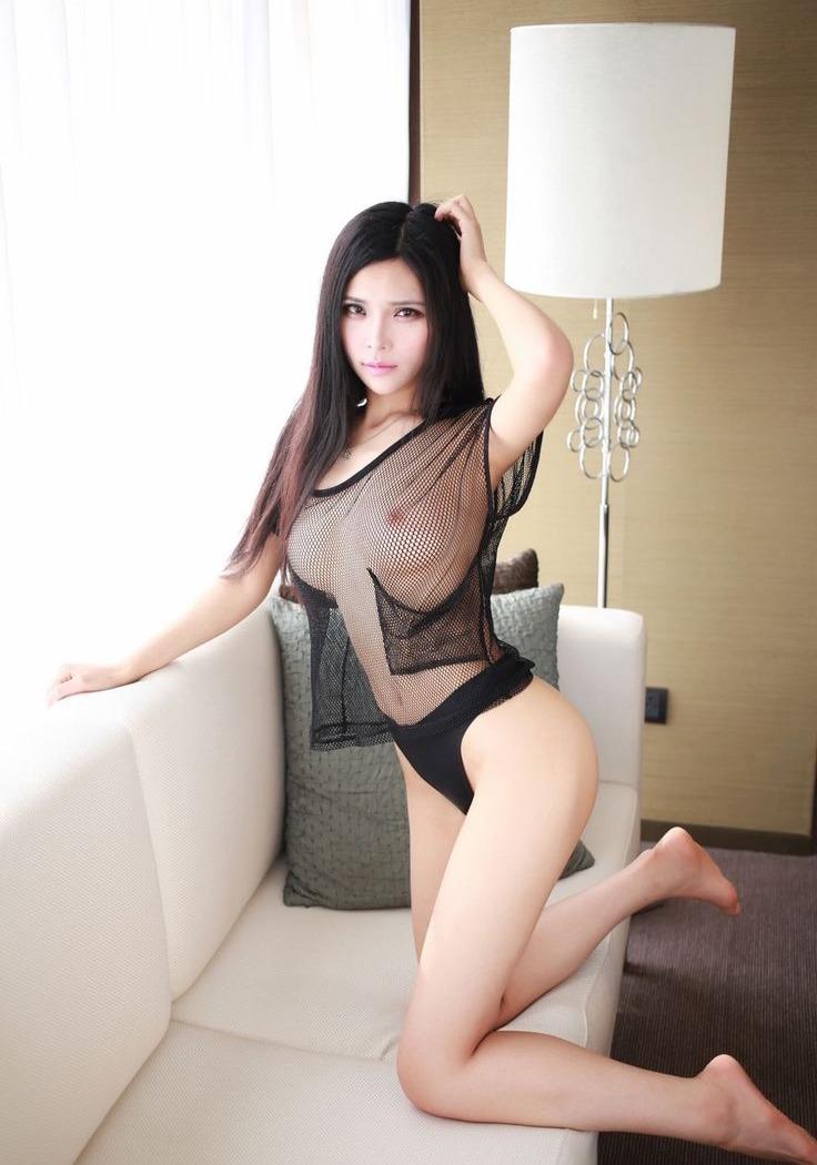 中国人露出狂の全裸ヌードエロ画像58枚・65枚目の画像
