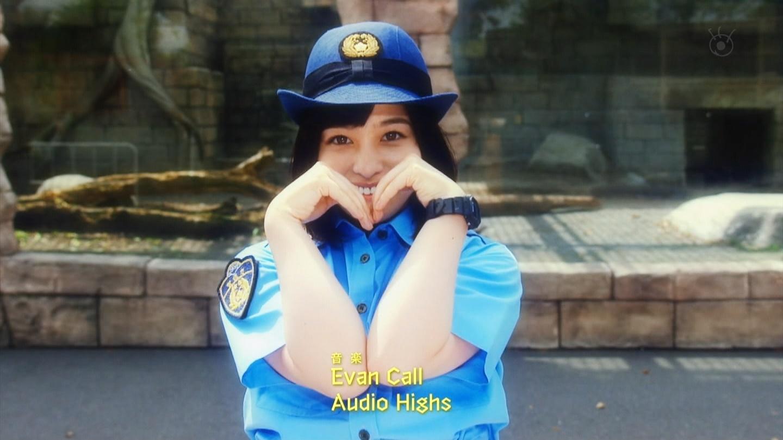 橋本環奈の1日警察署長姿のエロ画像020