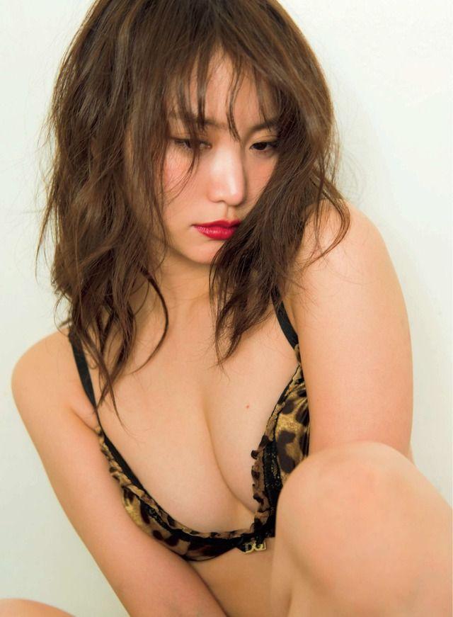 永尾まりや(23)の横乳ヌード写真集・濡れ場エロ画像183枚・13枚目の画像