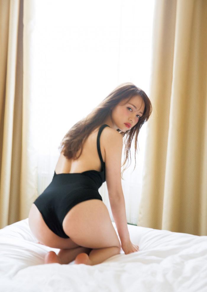 黒瀧まりあ(26)モデル美女の下着&水着姿のグラビア画像60枚・8枚目の画像