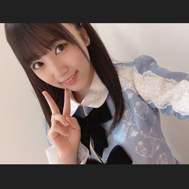 HKT48矢吹奈子(16)の胸チラ、水着グラビアエロ画像34枚・19枚目の画像