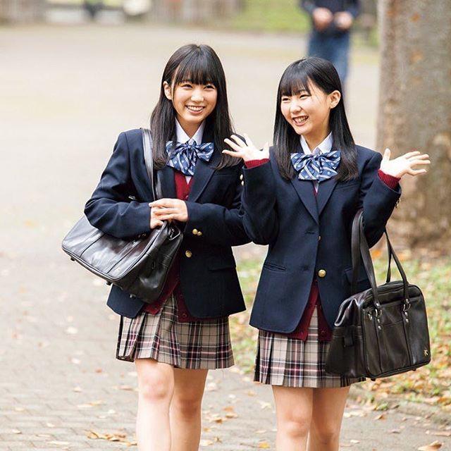 福岡の高校に通う矢吹奈子