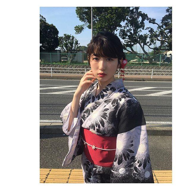 元Dream5日比美思(19)の色白巨乳グラビアエロ画像53枚・59枚目の画像