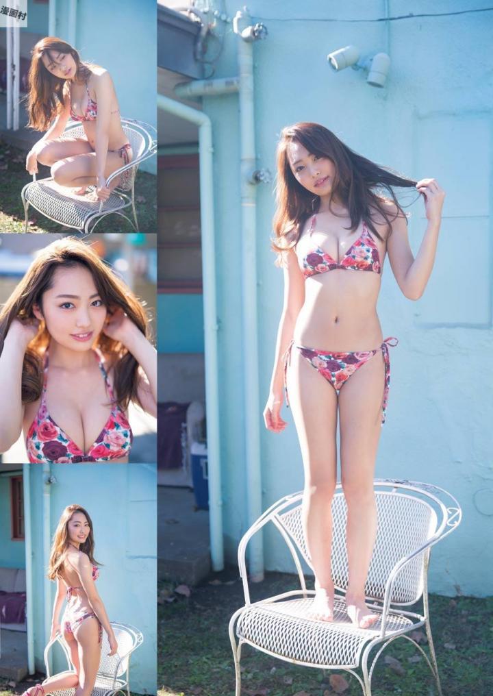 みうらうみ(19)現役音大生の抜ける水着グラビアエロ画像70枚・5枚目の画像