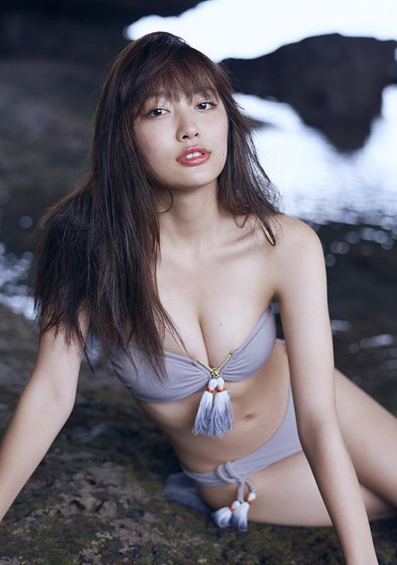 みうらうみ(19)現役音大生の抜ける水着グラビアエロ画像70枚・10枚目の画像