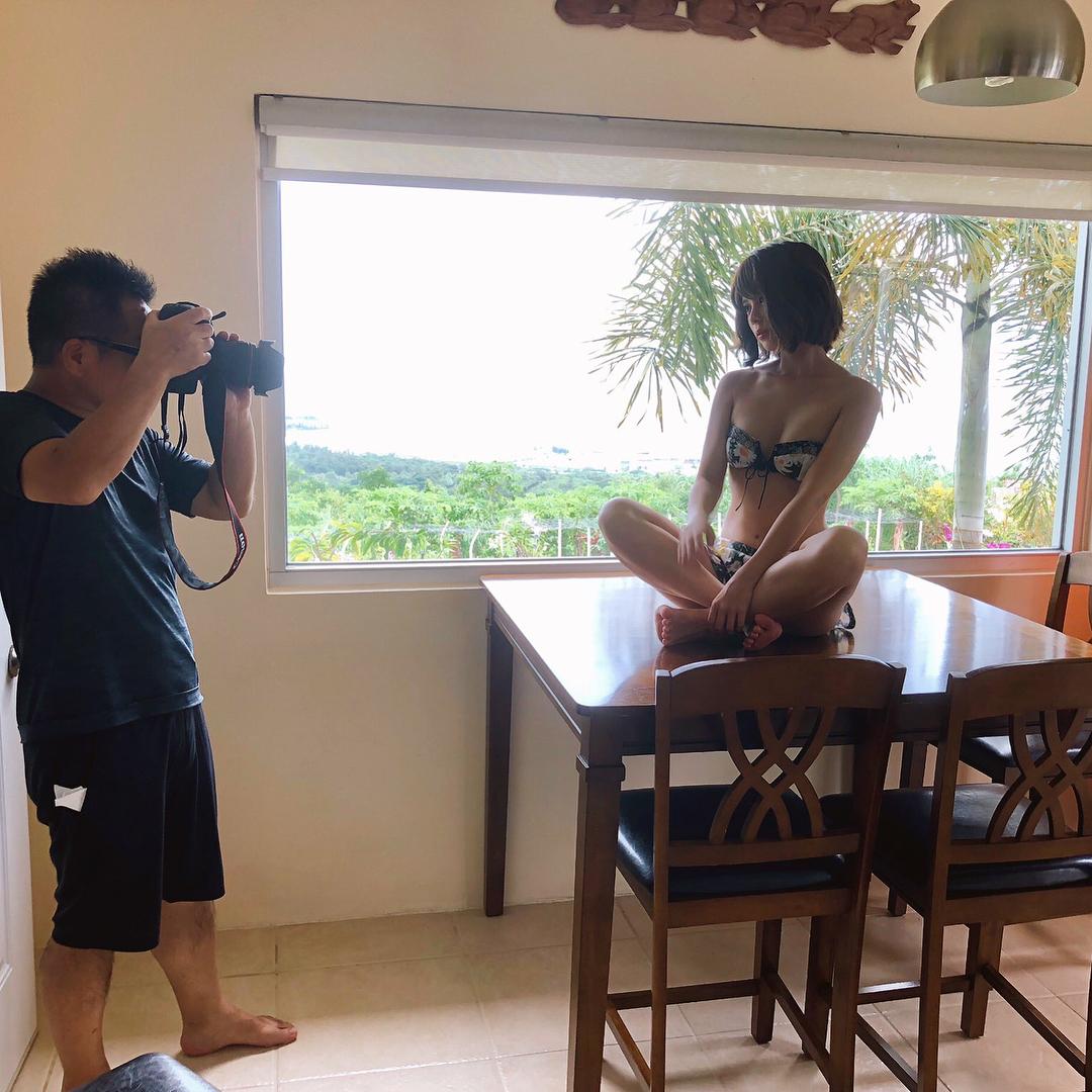 ラストアイドル吉崎綾(21)の全裸ヌードグラビア画像185枚・29枚目の画像