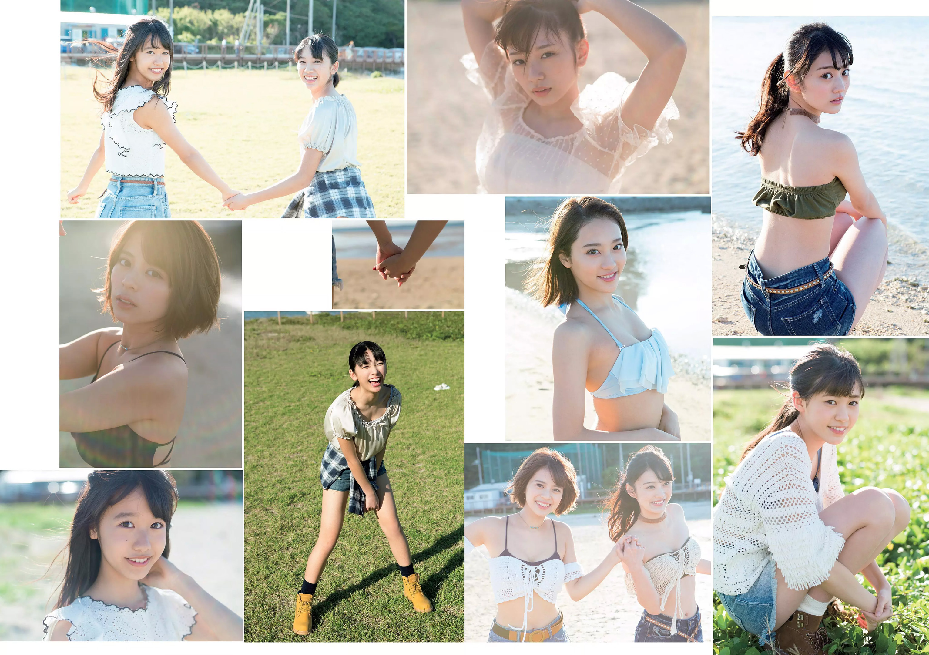 ラストアイドル吉崎綾(21)の全裸ヌードグラビア画像185枚・186枚目の画像