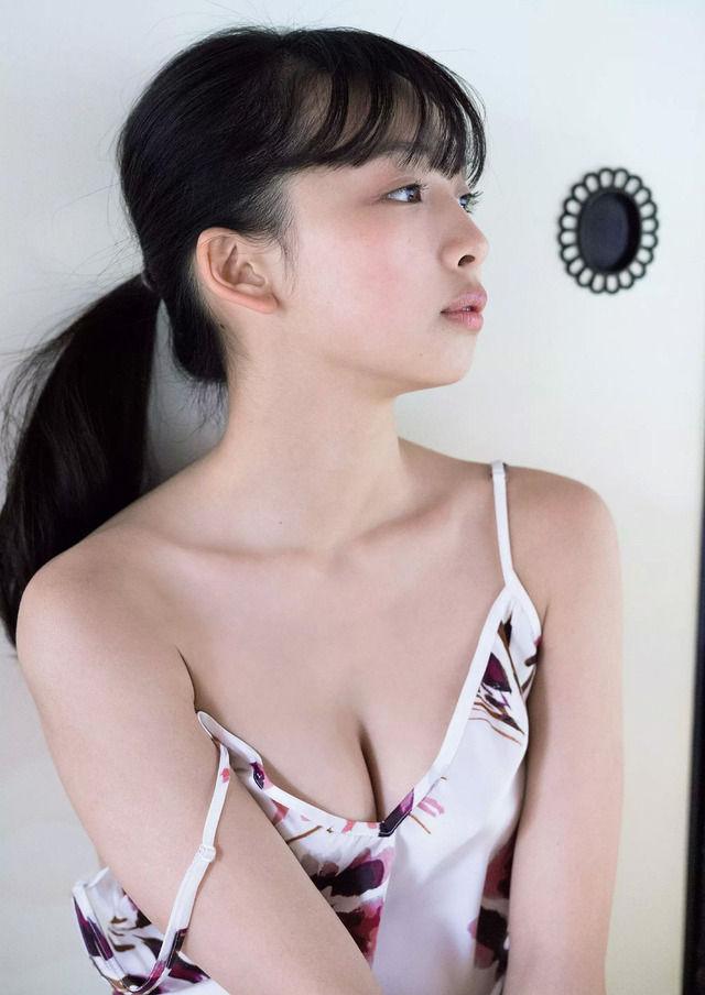 華村あすか(19)の抜ける水着グラビア画像75枚・9枚目の画像