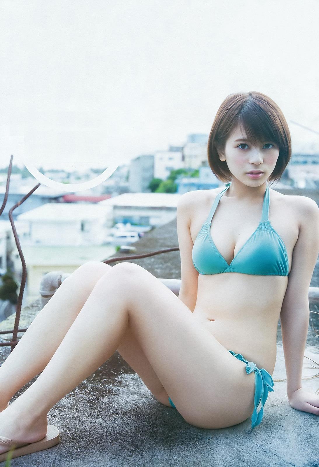 ラストアイドル吉崎綾(21)の全裸ヌードグラビア画像185枚・37枚目の画像