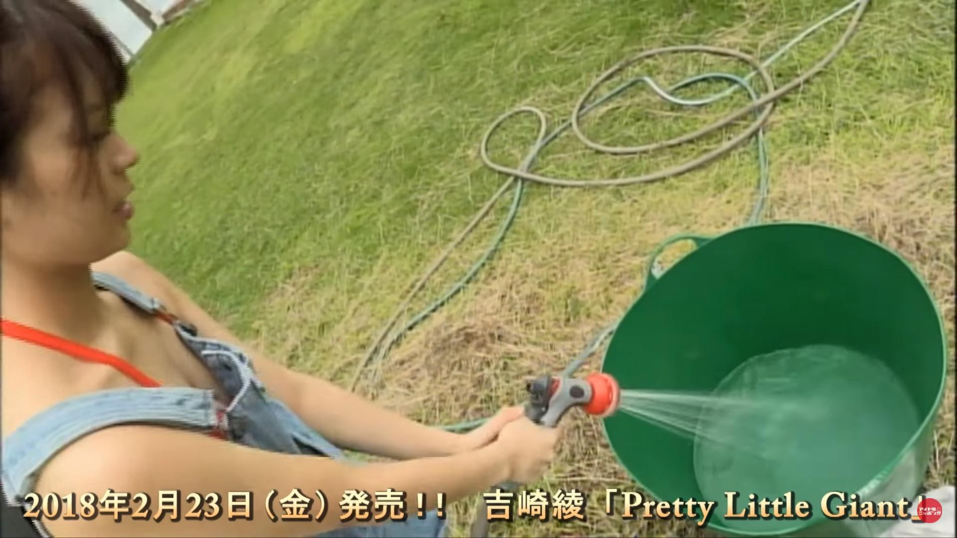 ラストアイドル吉崎綾(21)の全裸ヌードグラビア画像185枚・82枚目の画像