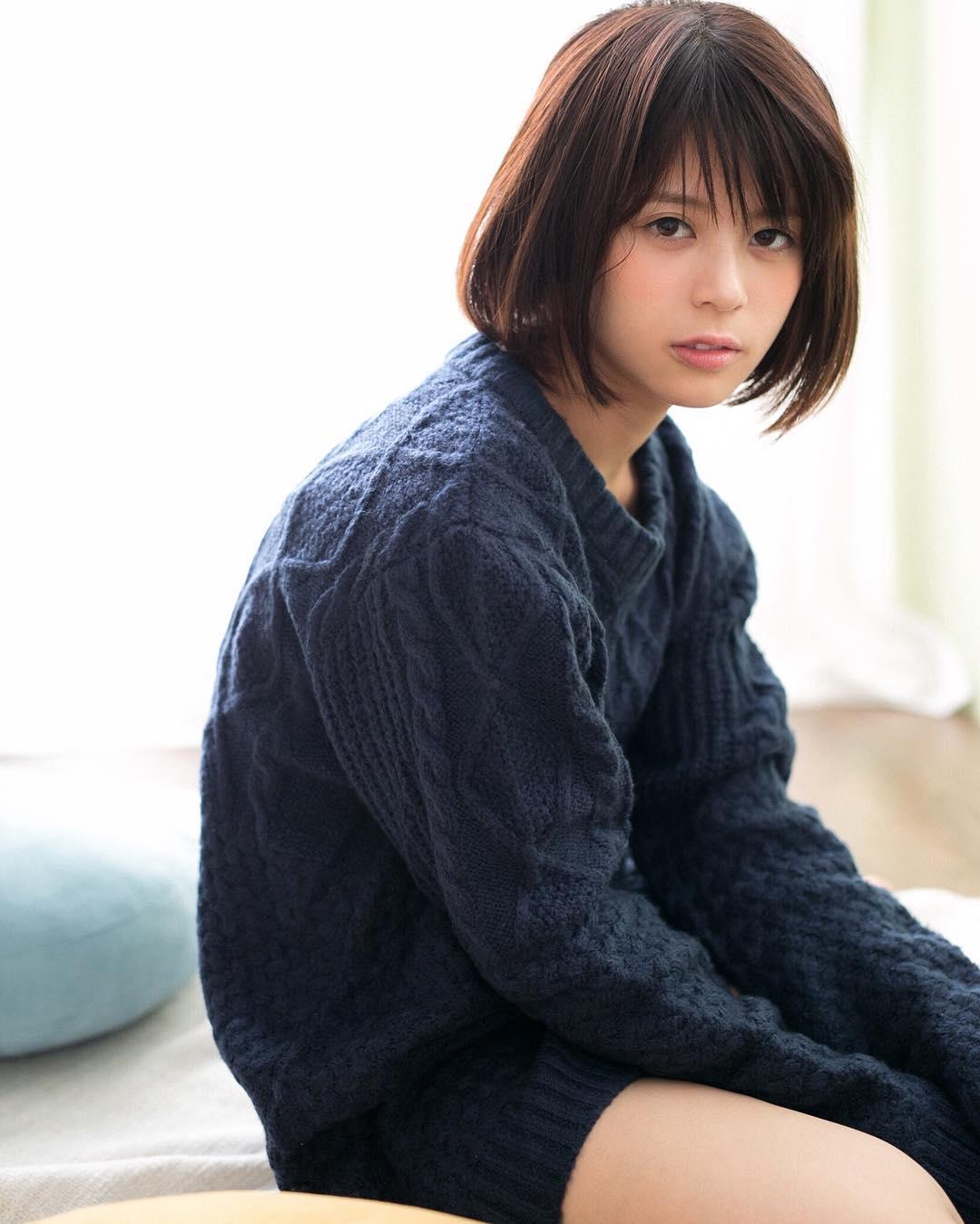 ラストアイドル吉崎綾(21)の全裸ヌードグラビア画像185枚・135枚目の画像
