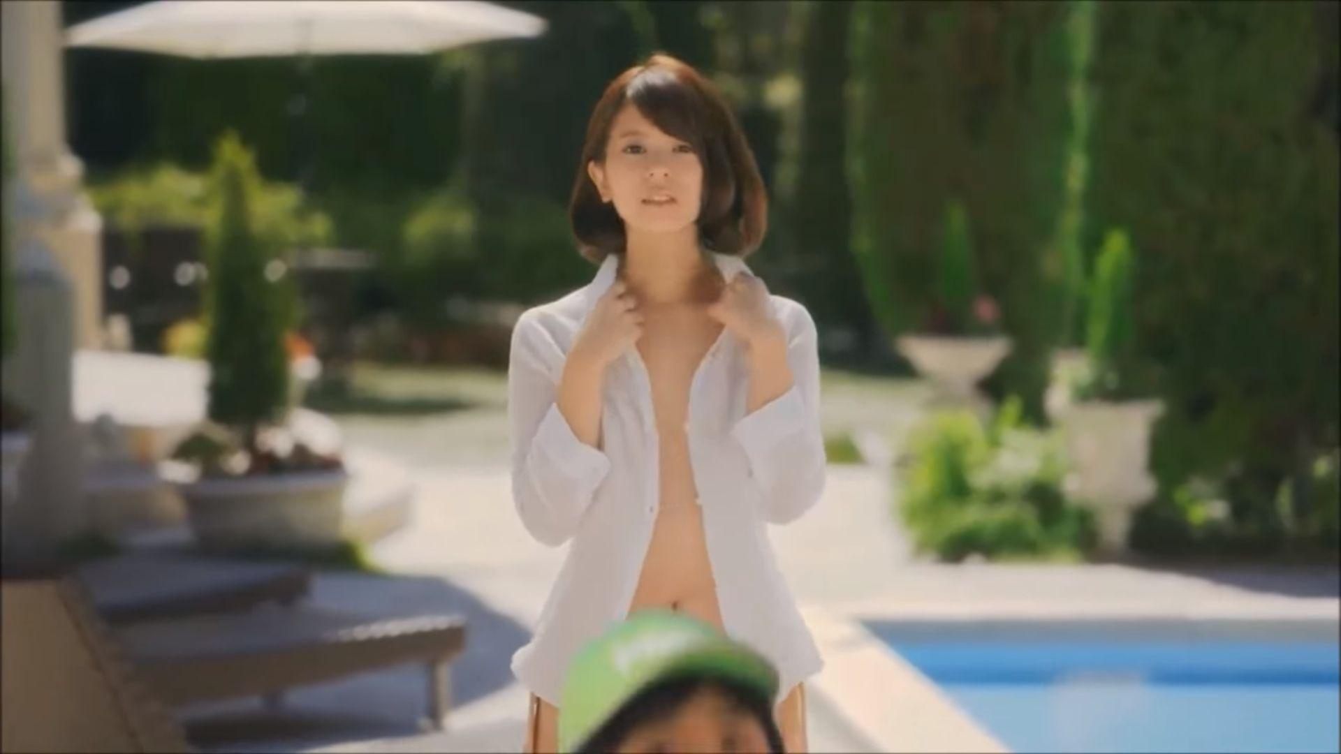 ラストアイドル吉崎綾(21)の全裸ヌードグラビア画像185枚・182枚目の画像
