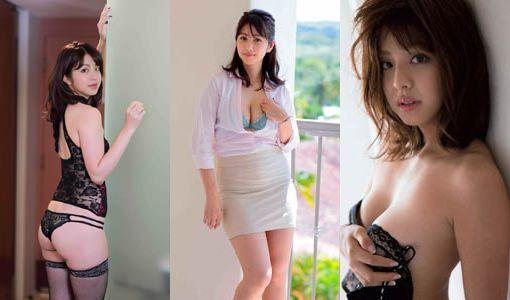 本郷杏(26)の手ブラおっぱいヌード等抜けるグラビア画像65枚