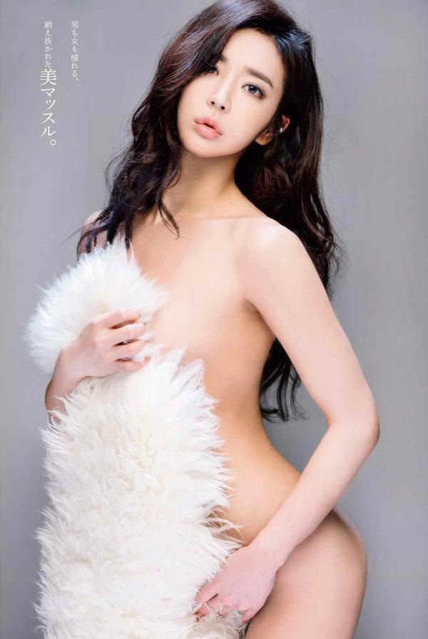 イ・ヨンファの韓流ヌードグラビア画像70枚・5枚目の画像
