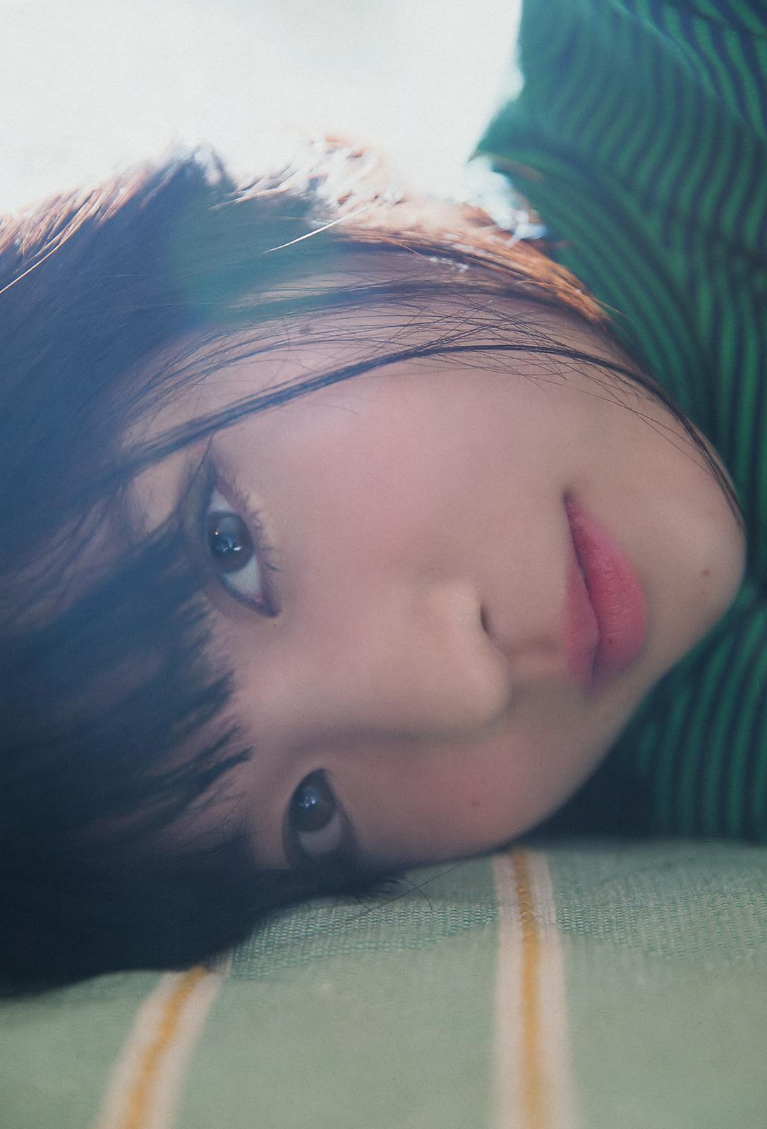 根本凪(19)GカップJKアイドルの水着グラビアエロ画像90枚・5枚目の画像
