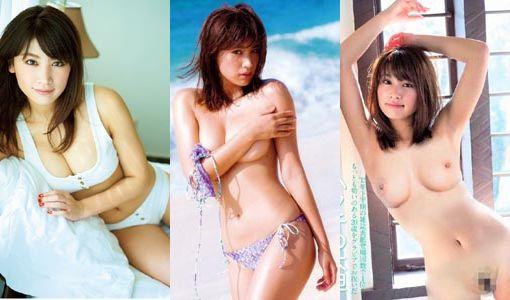 久松郁実(22)の最新グラビア、手ブラヌード画像215枚