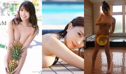 森咲智美(26)の乳首解禁!?ヌード写真集グラビア画像170枚