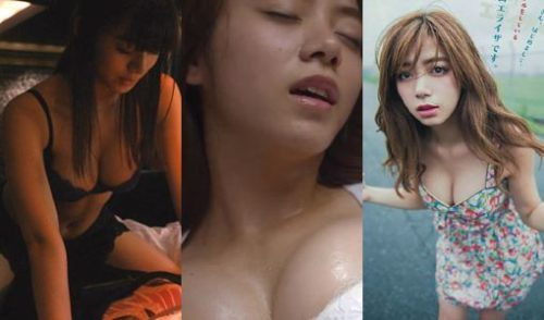 池田エライザ(22)のヌード濡れ場、水着、下着姿の画像150枚