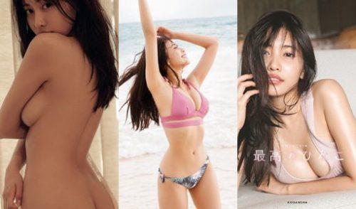 佐野ひなこ(23)のヌード解禁写真集、水着グラビア画像145枚
