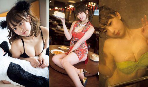 Yami(19)上海ロリ巨乳レイヤーの抜けるグラビア画像80枚 表紙