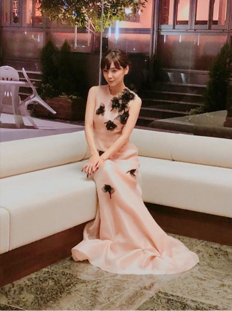 倉科カナのロングドレス姿エロ画像002