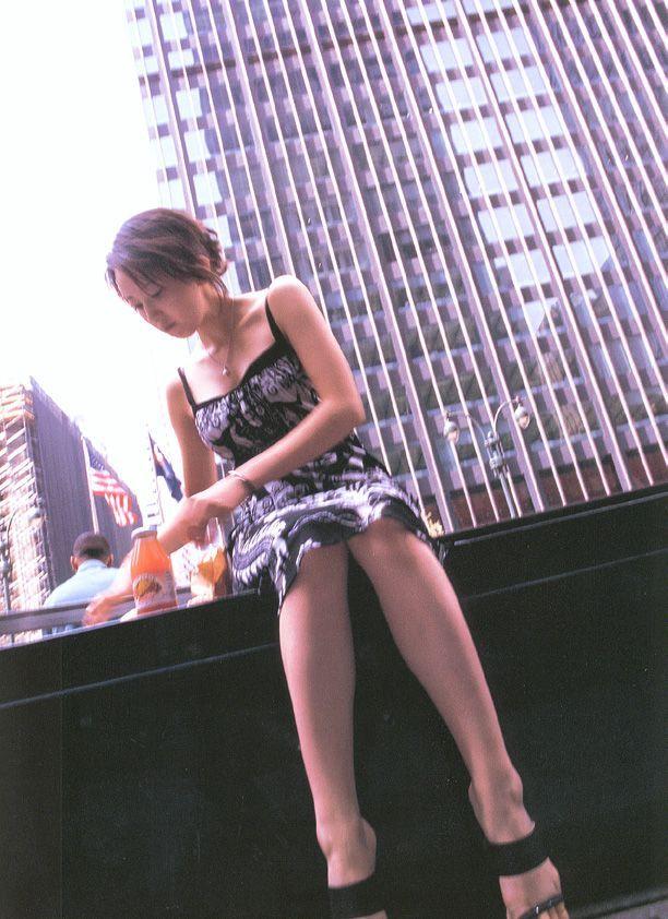高橋由美子の若かりし頃のお宝グラビアエロ 画像056