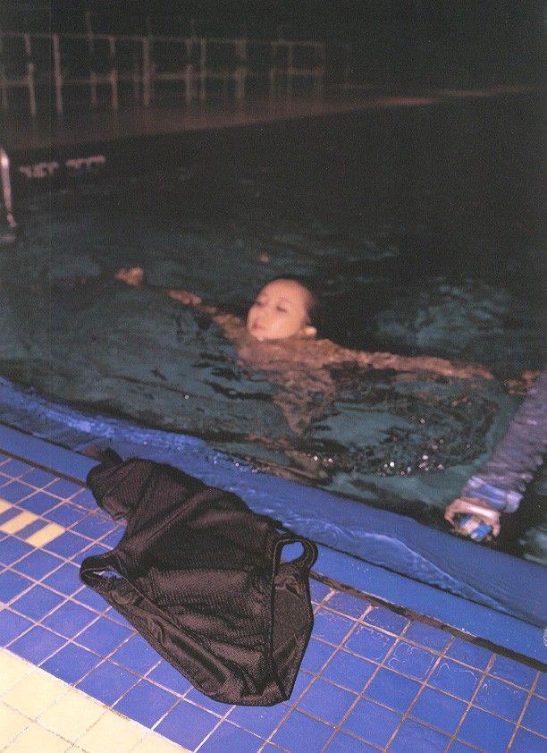 高橋由美子の若かりし頃のお宝グラビアエロ 画像072