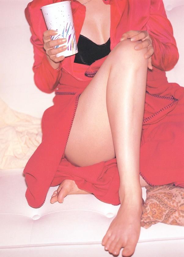 高橋由美子の若かりし頃のお宝グラビアエロ 画像088