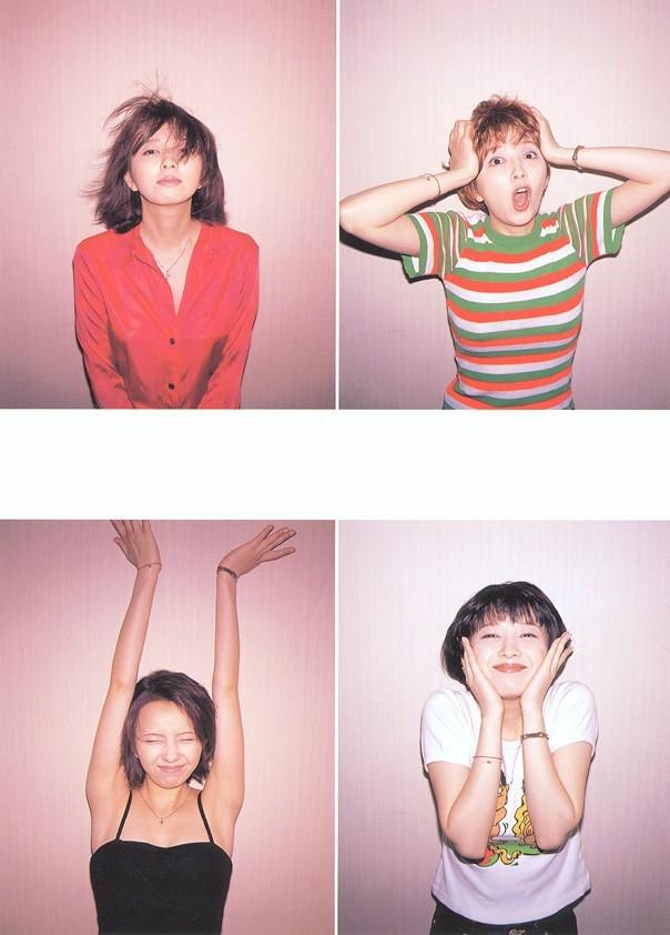 高橋由美子の若かりし頃のお宝グラビアエロ 画像094