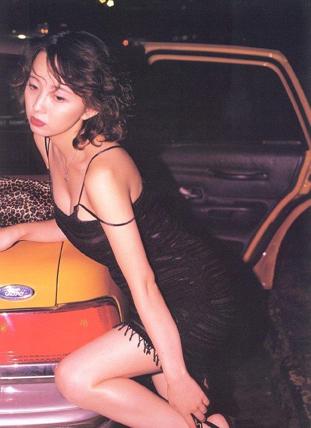 高橋由美子の若かりし頃のお宝グラビアエロ 画像099