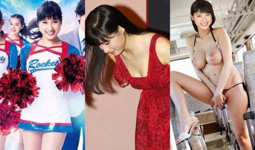 土屋太鳳(23)のチアダン画像や胸チラおっぱい等100枚
