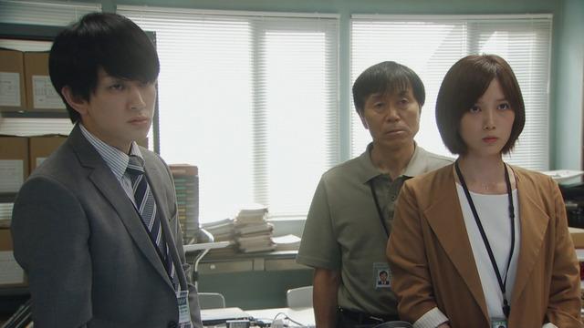 本田翼のメガネ姿、乳揺れエロ画像006
