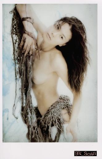 江角マキコのキメ顔ヌード画像1