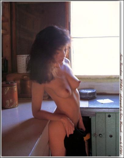 川島なお美の乳首勃起ヌード画像