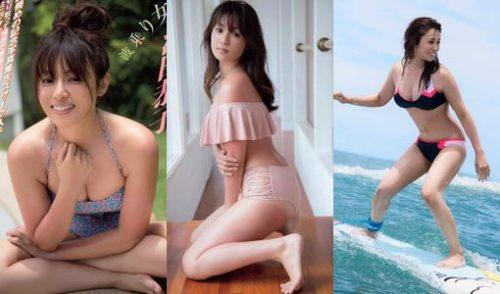 深田恭子(36)の最新写真集水着やアイコラヌード画像210枚