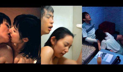 徳永えり(30)の『恋のツキ』過激セックス濡れ場画像105枚